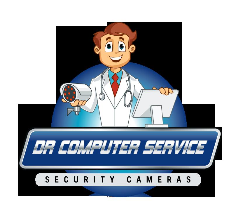 logo Dr Computer Service & Security Cameras